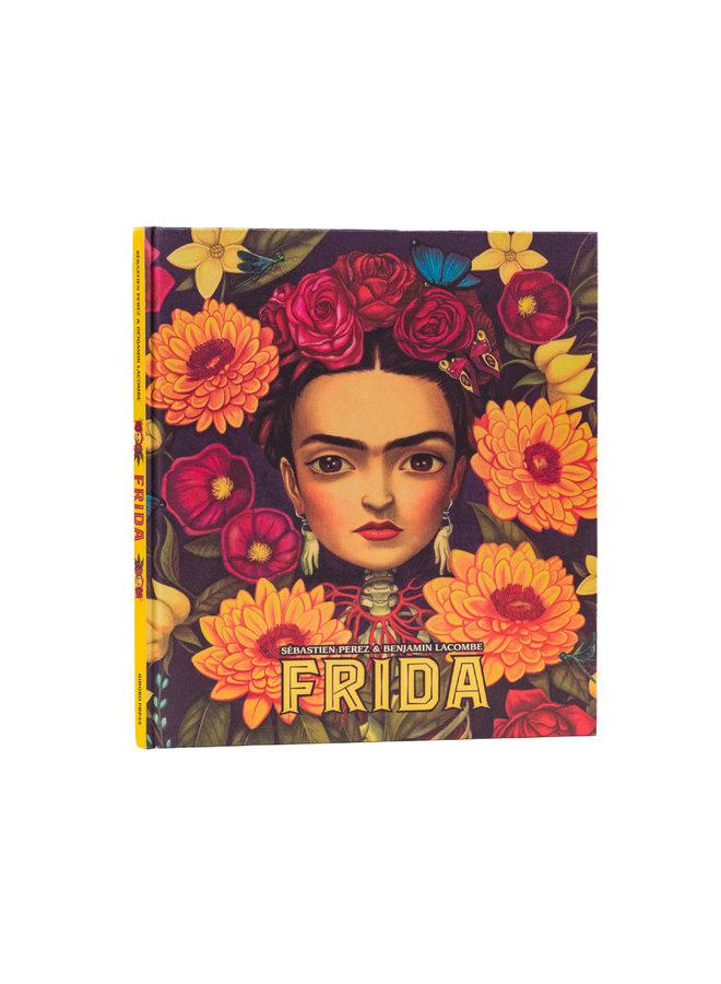 Frida by Sebastian Pérez