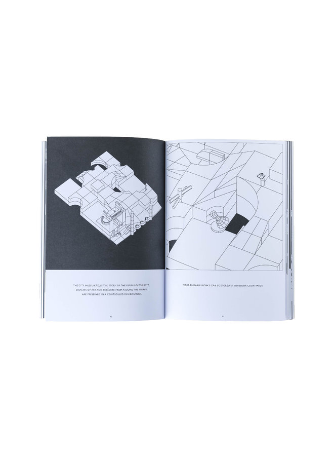 Blank Slate: An Architectural Coloring Book