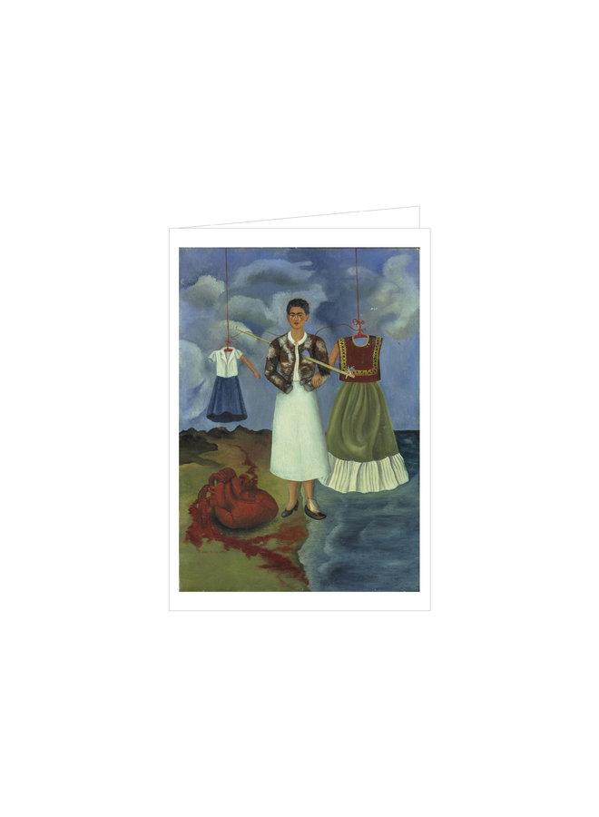 Frida Kahlo Fliptop Notecard Box