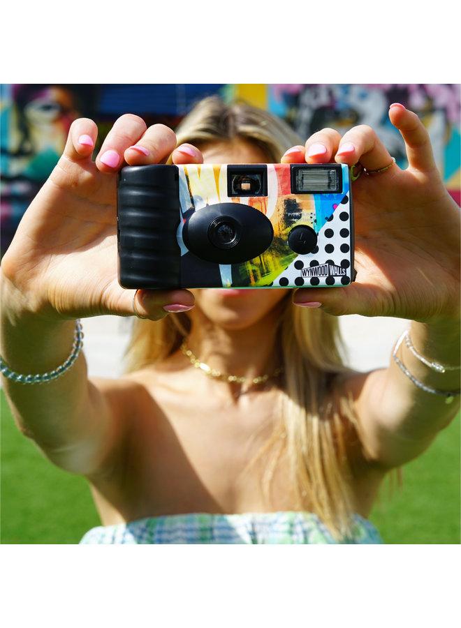 SEN 2 Frio Tivio  Kodak 35mm  Disposable Camera