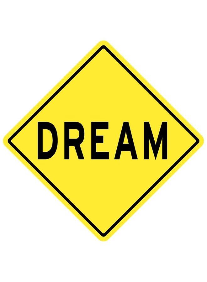 Scott Froschauer Dream  Sticker