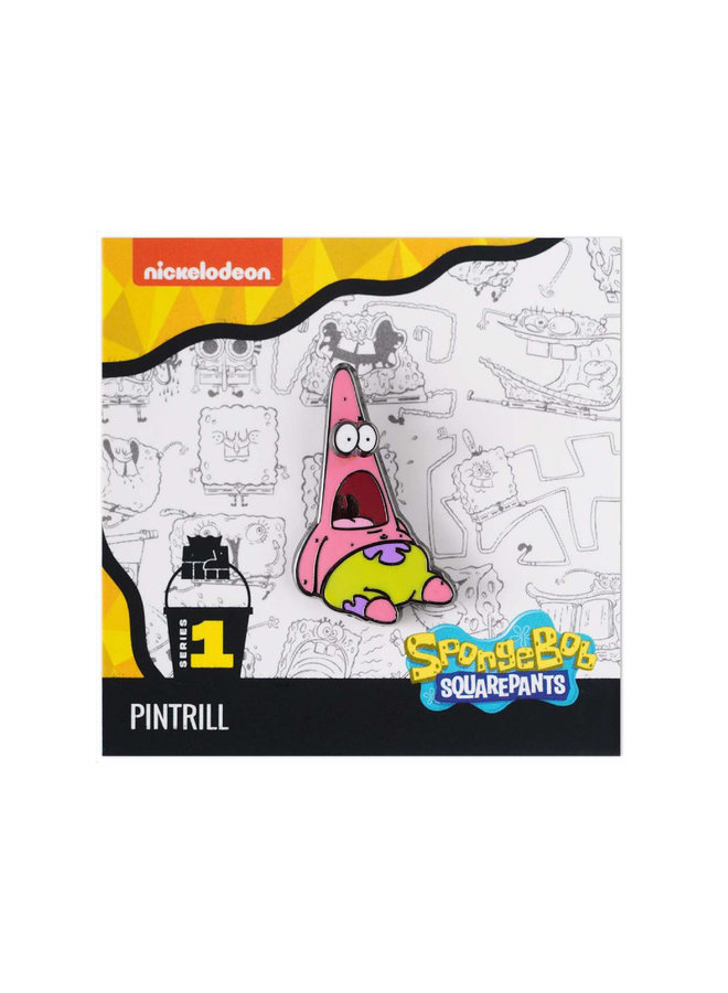 SpongeBob SquarePants - Surprised Patrick