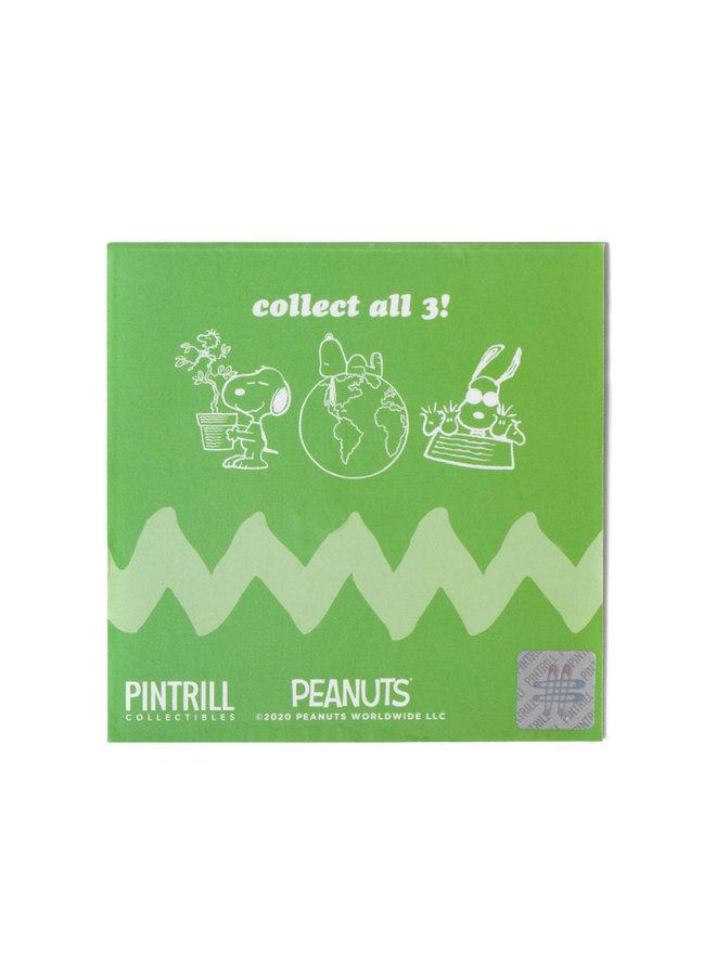 Peanuts - Plant a Tree Pin Peanuts