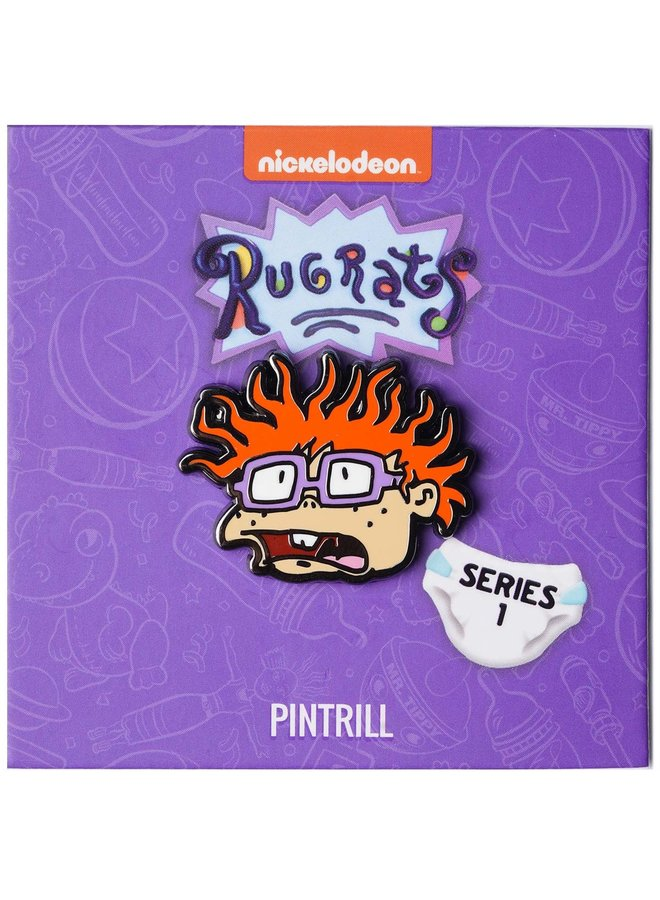Rugrats - Chuckie Head Pin