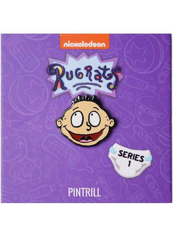 Rugrats - Tommy Head Pin