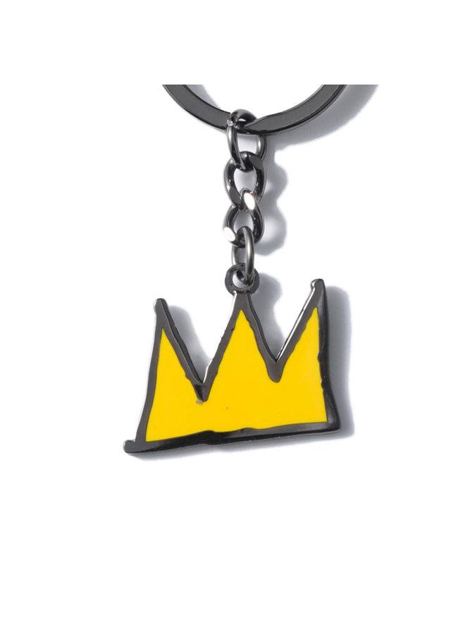 Jean-Michel Basquiat - Crown Keychain