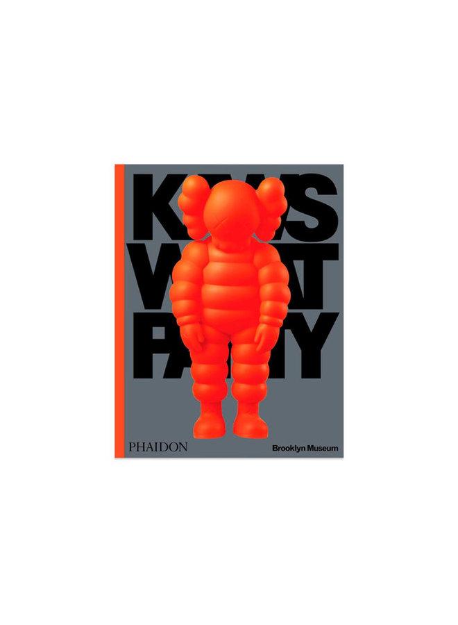 Kaws: What Party (Orange)