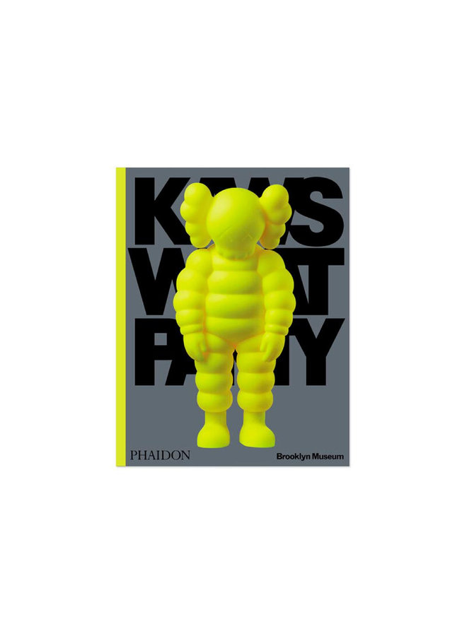 Kaws: What Party (Yellow)