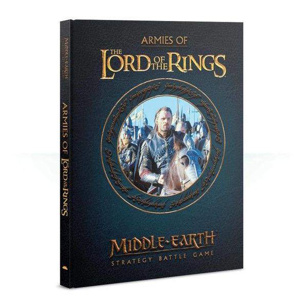 LOTR ARMIES OF THE LORD OF THE RINGS 2018 DHC