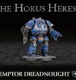 HORUS HERESY CONTEMPTOR / VENERABLE CONTEMPTOR DREADNOUGHT