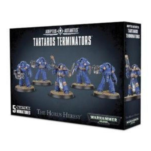 HORUS HERESY TARTAROS TERMINATORS SPECIAL ORDER