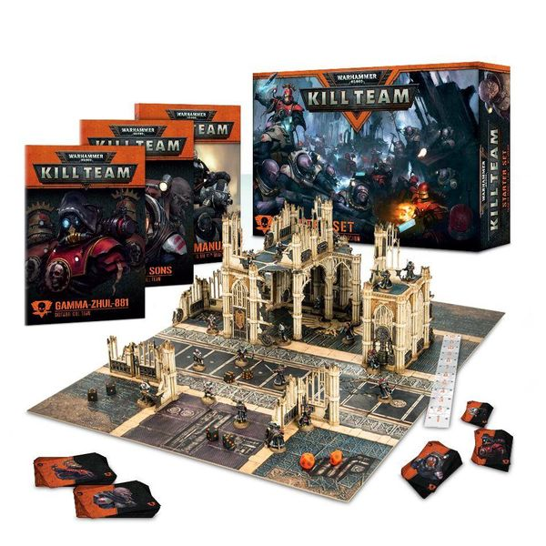 KILL TEAM STARTER SET  (Additional S&H Fee Applies) DHC