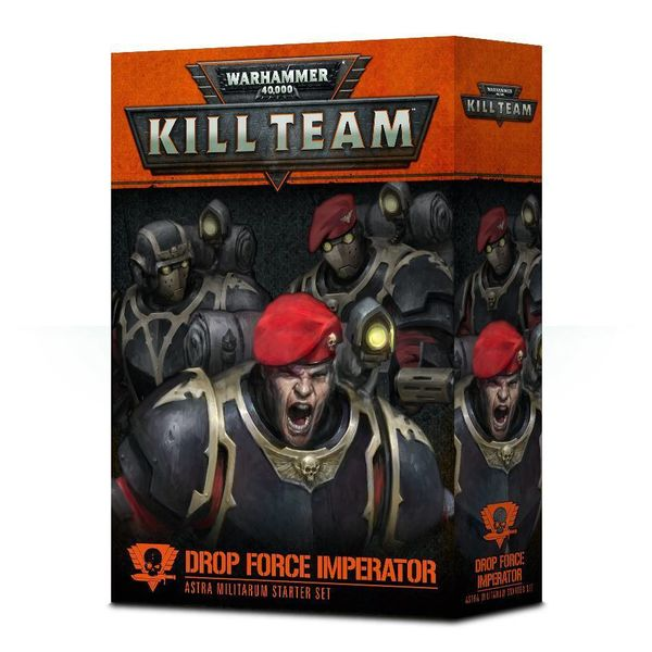 KILL TEAM DROP FORCE IMPERATOR DHC