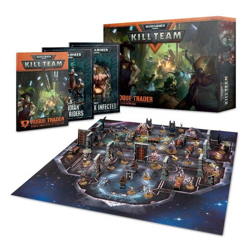 KILL TEAM ROGUE TRADER BOXED GAME  (Additional S&H Fee Applies)