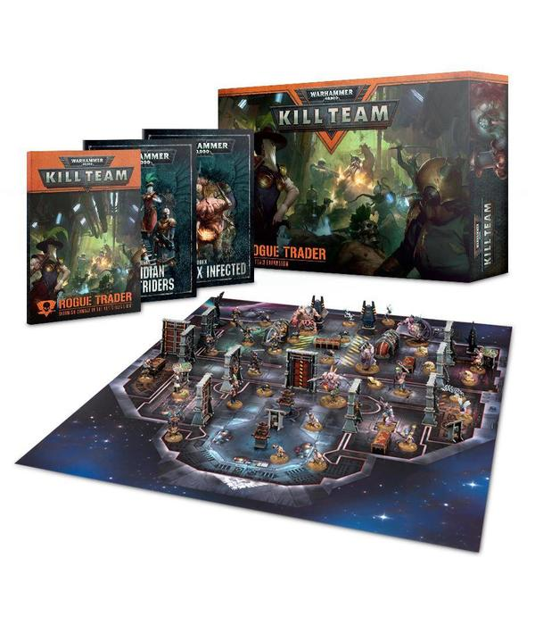 KILL TEAM ROGUE TRADER BOXED GAME  (Additional S&H Fee Applies) DHC