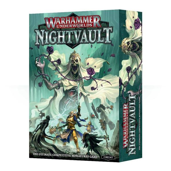 WARHAMMER UNDERWORLDS NIGHTVAULT DHC