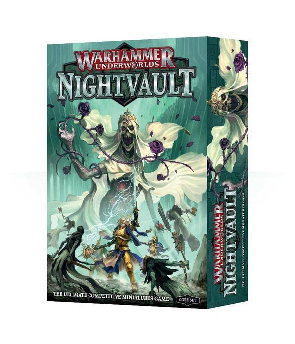 WARHAMMER UNDERWORLDS NIGHTVAULT SPECIAL ORDER