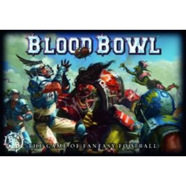 BLOOD BOWL CORE GAME (Additional S&H Fee Applies)