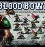BLOOD BOWL THE SKAVENBLIGHT SCRAMBLERS