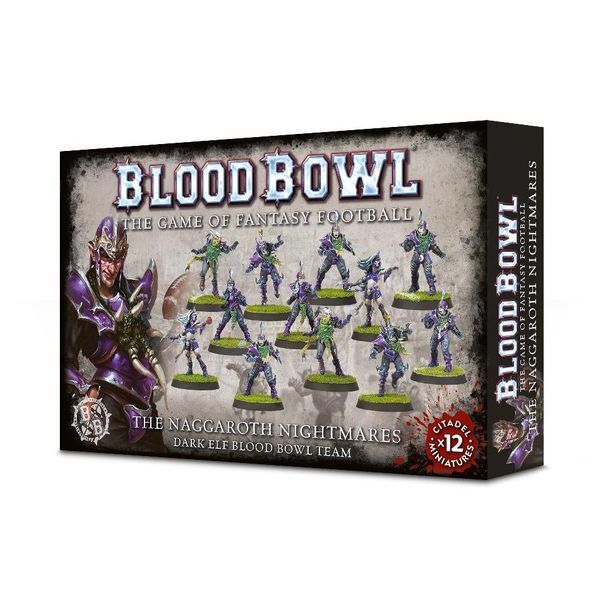 BLOOD BOWL NAGGAROTH NIGHTMARES DHC