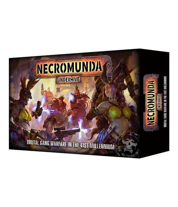 NECROMUNDA UNDERHIVE DHC