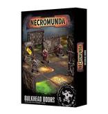NECROMUNDA BULKHEAD DOORS SPECIAL ORDER