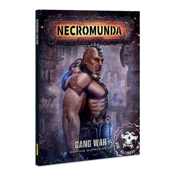 NECROMUNDA GANG WAR 1 DHC