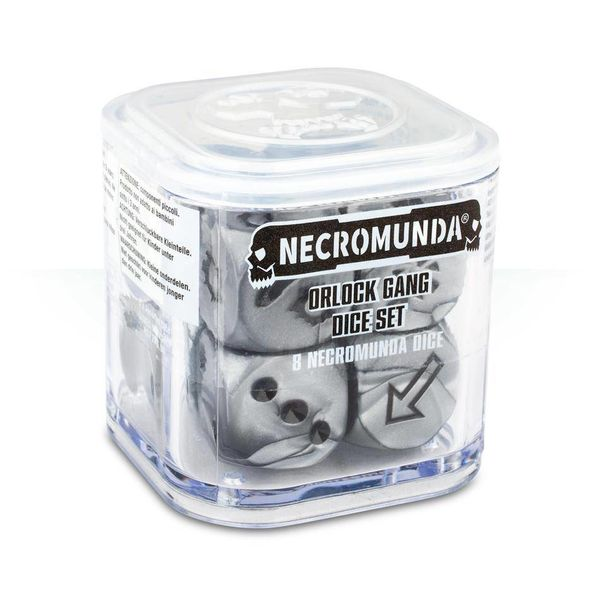 NECROMUNDA ORLOCK GANG DICE SET DHC