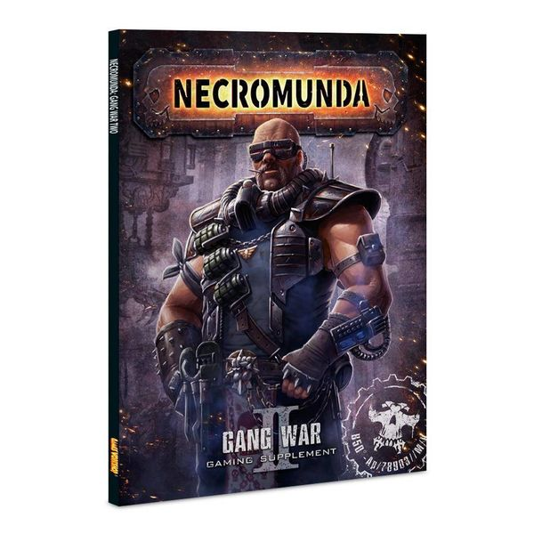 NECROMUNDA GANG WAR 2 DHC