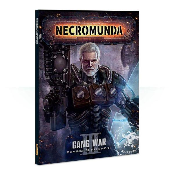 NECROMUNDA GANG WAR 3 DHC