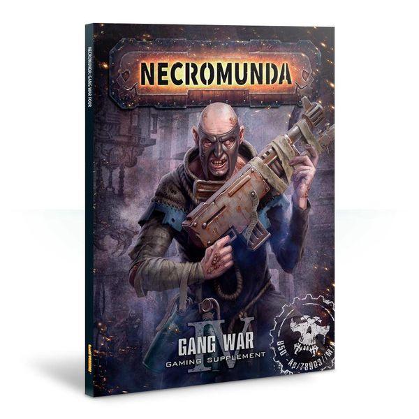 NECROMUNDA GANG WAR 4 DHC