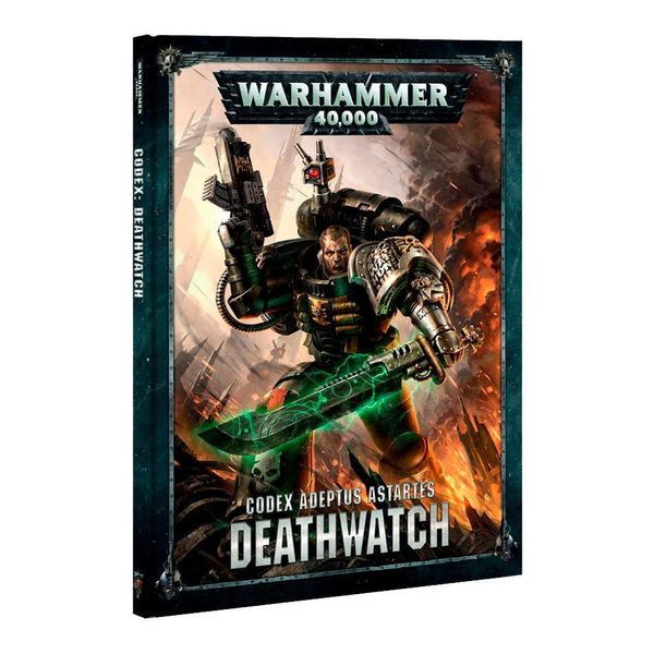CODEX DEATHWATCH DHC