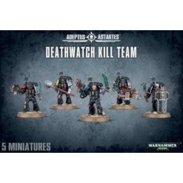 DEATHWATCH KILL TEAM DHC