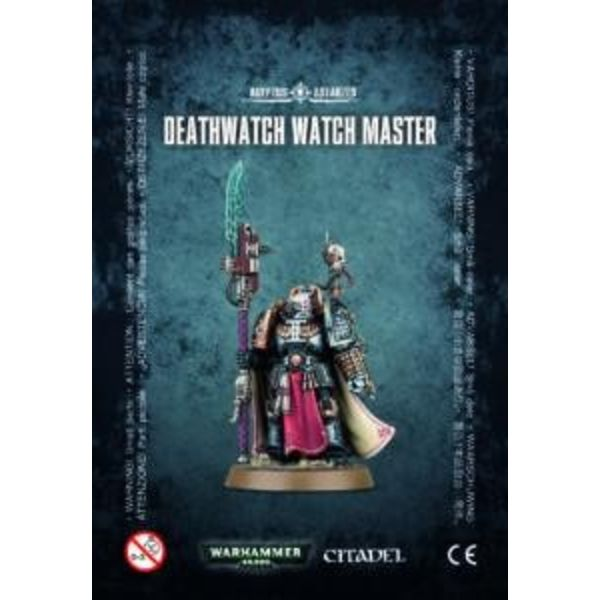 DEATHWATCH WATCH MASTER DHC