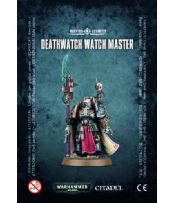 DEATHWATCH WATCH MASTER DHC