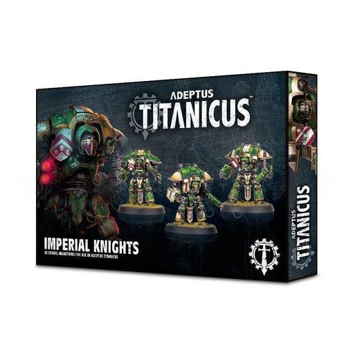 ADEPTUS TITANICUS IMPERIAL KNIGHTS DHC