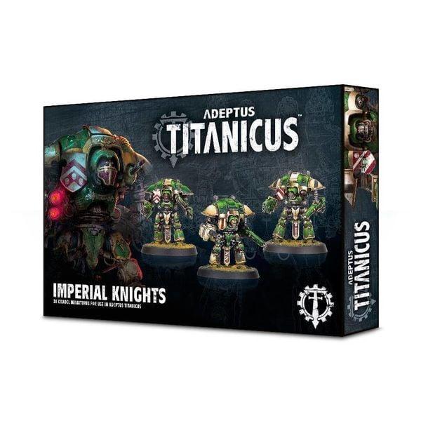 ADEPTUS TITANICUS IMPERIAL KNIGHTS SPECIAL ORDER