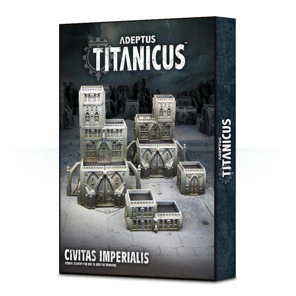 ADEPTUS TITANICUS CIVITAS IMPERIALIS DHC