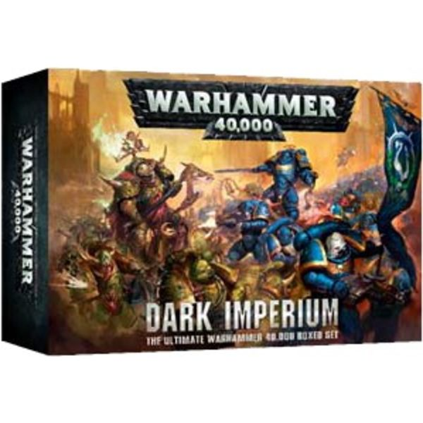 WARHAMMER 40K DARK IMPERIUM (Additional S&H Fee Applies) DHC