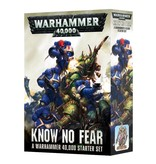 WARHAMMER 40000 KNOW NO FEAR DHC