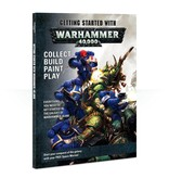 GETTING STARTED WITH WARHAMMER 40K DHC