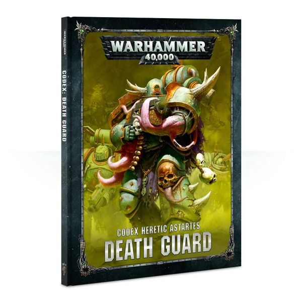 CODEX DEATH GUARD DHC