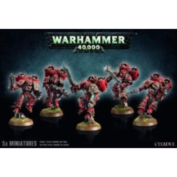 CHAOS SPACE MARINES RAPTORS DHC
