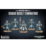 THOUSAND SONS SCARAB OCCULT TERMINATORS DHC