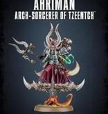 THOUSAND SONS AHRIMAN ARCH SORCERER OF TZEENTCH