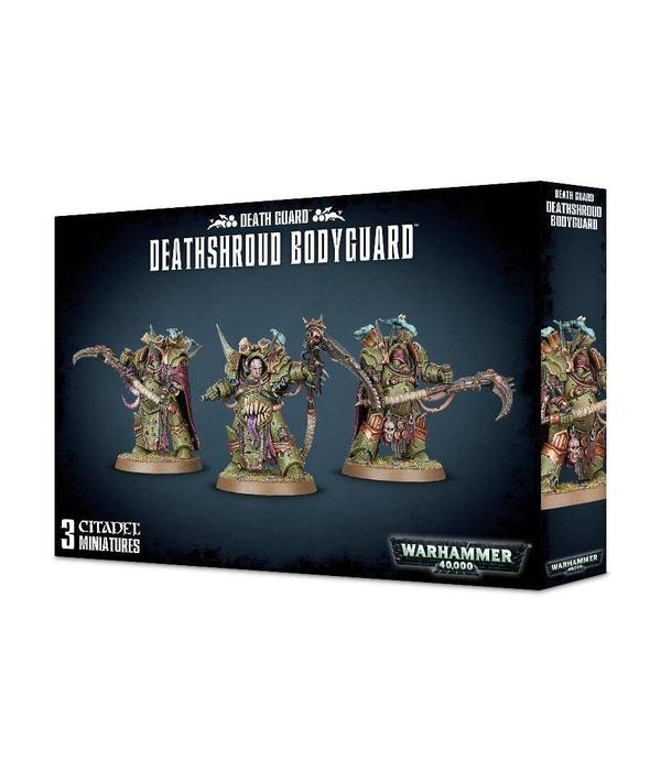 DEATH GUARD DEATHSHROUD BODYGUARD DHC