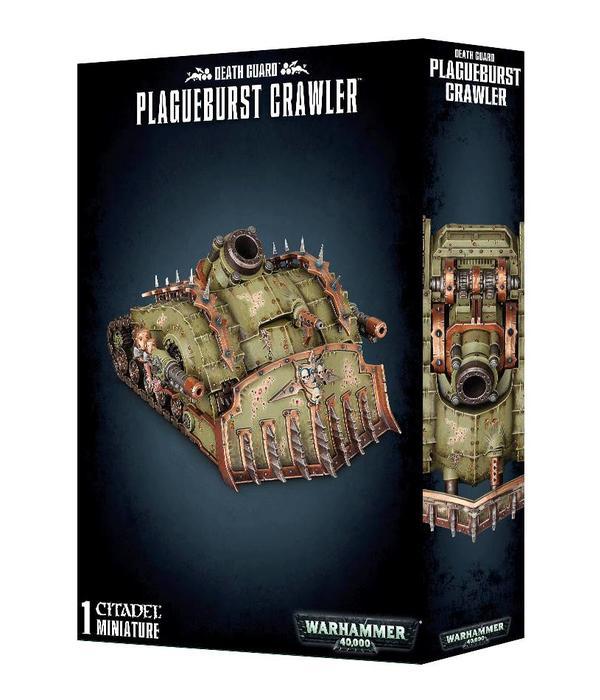 DEATH GUARD PLAGUEBURST CRAWLER