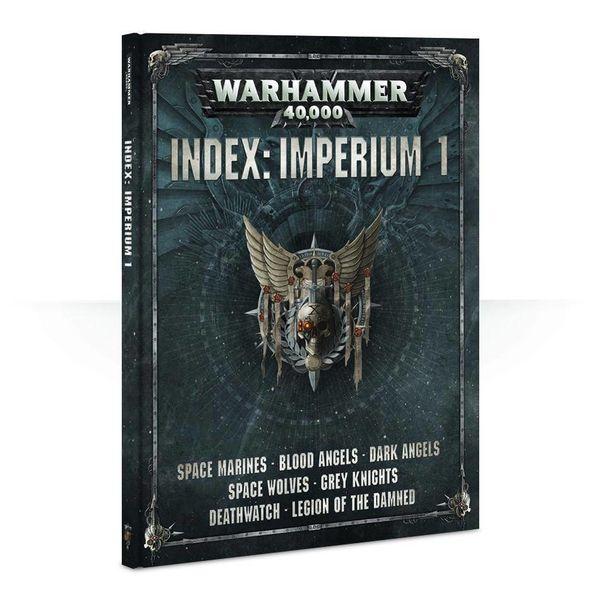 INDEX IMPERIUM 1 SPECIAL ORDER DHC