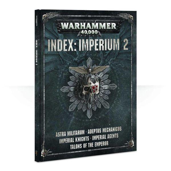INDEX IMPERIUM 2 SPECIAL ORDER DHC