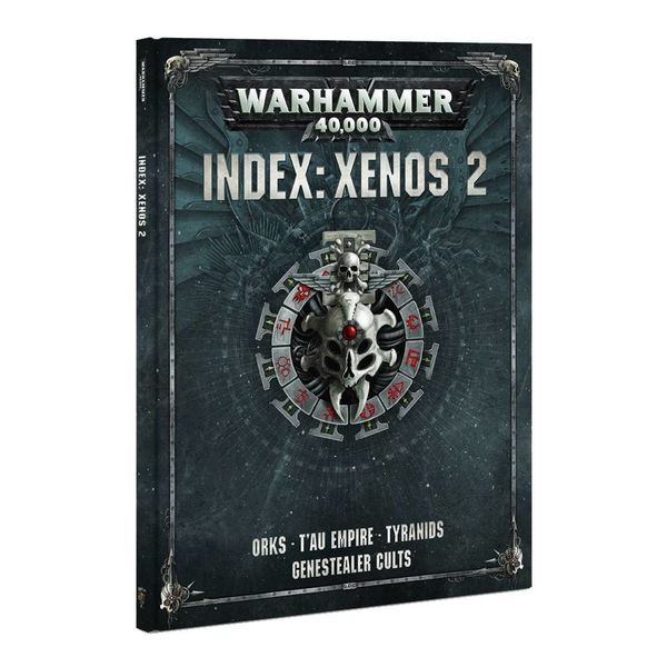 INDEX XENOS 2 SPECIAL ORDER DHC